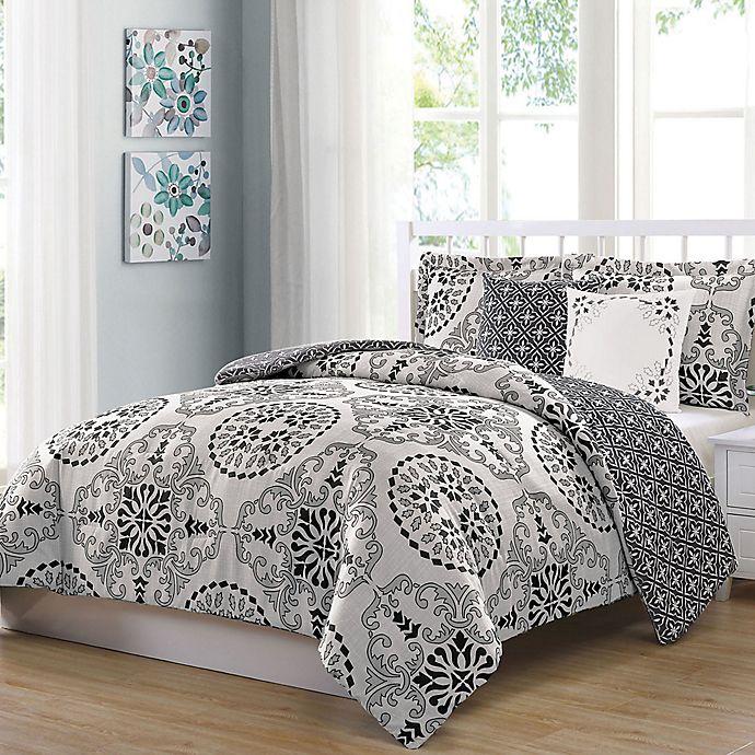 Living Room Bed Bath And Beyond: Boho Living Bailey Comforter Set