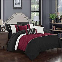 Chic Home Shai Comforter Set