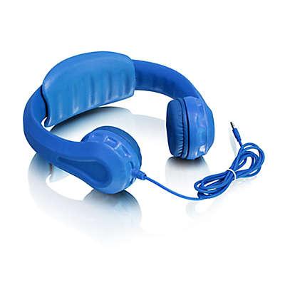 Aluratek Children's Volume Limiting Wired Foam Headphones