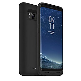 mophie® Juice Pack for Samsung Galaxy S8 in Black