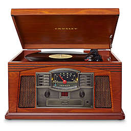 Crosley Lancaster Bluetooth® Entertaiment Center Turntable