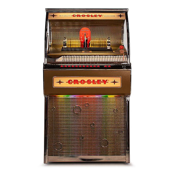 Alternate image 1 for Crosley Rocket Full Size Jukebox