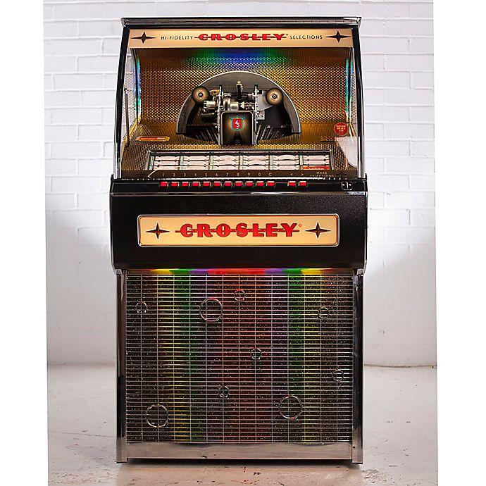 Alternate image 1 for Crosley Rocket Vinyl Jukebox