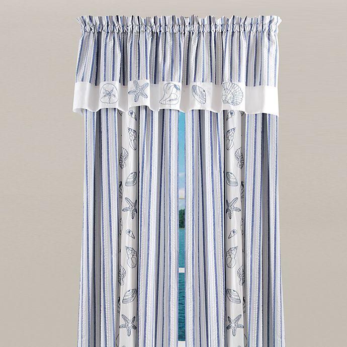 Alternate image 1 for Seaside 108-Inch Window Curtain Panel