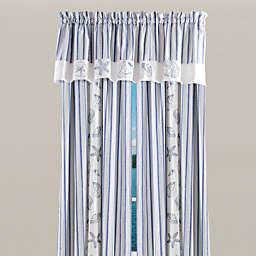 Seaside Window Curtain Panel