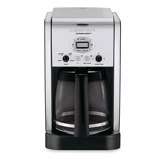 Alternate image 1 for Cuisinart® Extreme Brew™ 12-Cup Programmable Coffee Maker