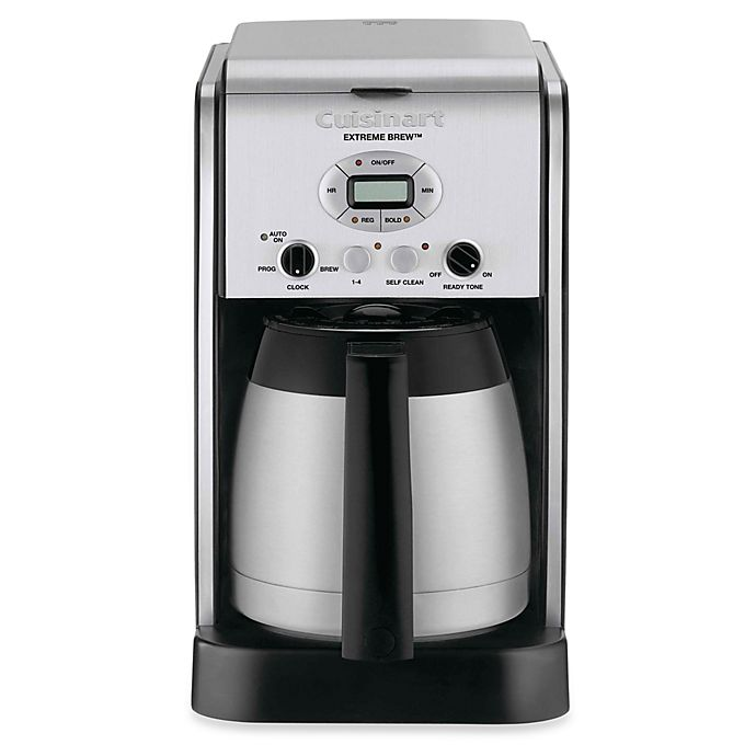 Cuisinart Extreme Brew 10 Cup Programmable Coffee Maker