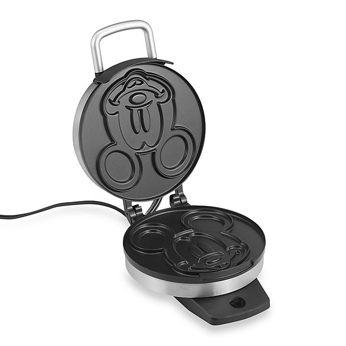 Alternate image 1 for Disney® Classic Mickey Mouse Waffle Maker