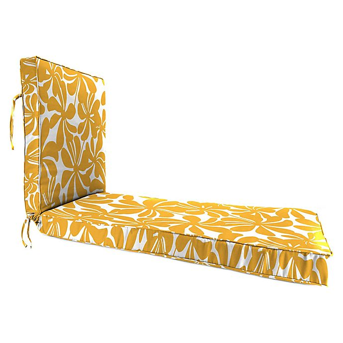 Jordan Manufacturing Twirly 68-Inch Chaise Lounge Cushion ...