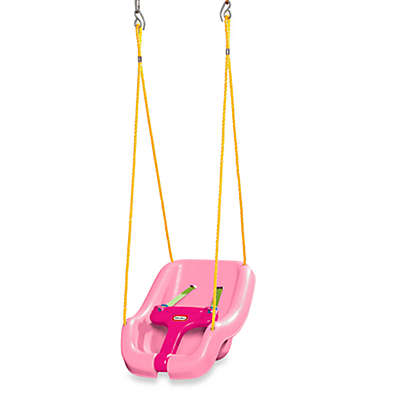 Little Tikes™ 2-in-1 Secure Outdoor Swing in Pink