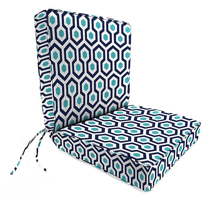 Terrific Jordan Manufacturing Magna Oxford Outdoor Boxed Edge Dining Inzonedesignstudio Interior Chair Design Inzonedesignstudiocom