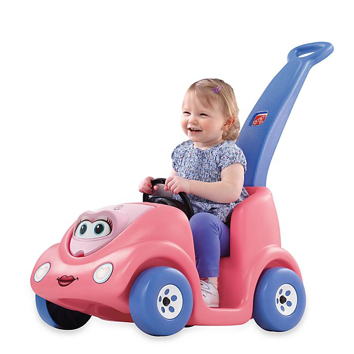 Alternate image 1 for Step2® Push Around Buggy Anniversary Edition in Pink