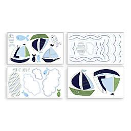 Nautica Kids® Zachary Wall Decals