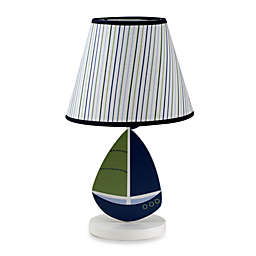 Nautica Kids® Zachary Lamp Shade and Base