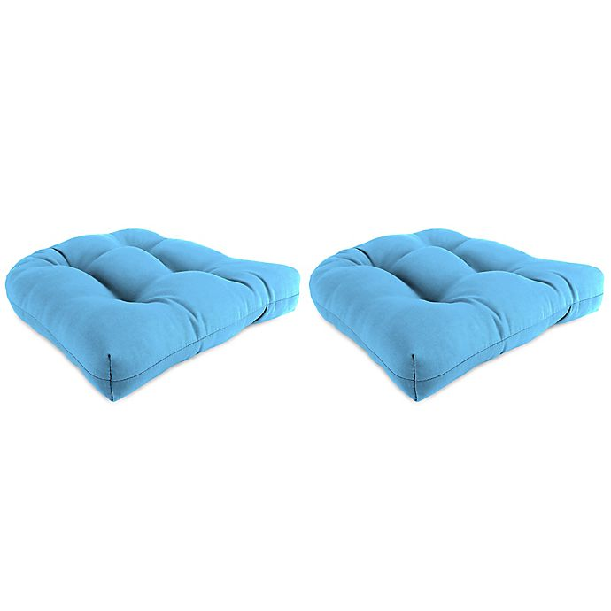 Outdoor 18 Inch Wicker Chair Cushions