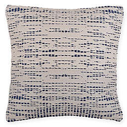 Fab Habitat Brooklyn Indoor/Outdoor Accent Pillow in Blue