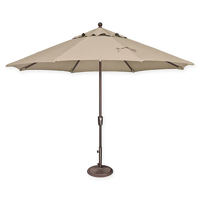 simplyshade market 11 foot octagon replacement canopy in sunbrella bed bath beyond. Black Bedroom Furniture Sets. Home Design Ideas