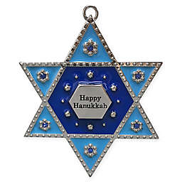 Crystals from Swarovski® Harvey Lewis™ Star of David Ornament