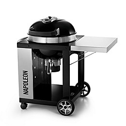 Napoleon® PRO Charcoal Kettle Grill with Cart in Black