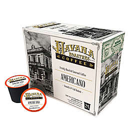 Havana Roasters® Americano Coffee Pods for Single Serve Coffee Makers 24-Count