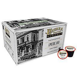 Havana Roasters® Americano Coffee Pods for Single Serve Coffee Makers 48-Count