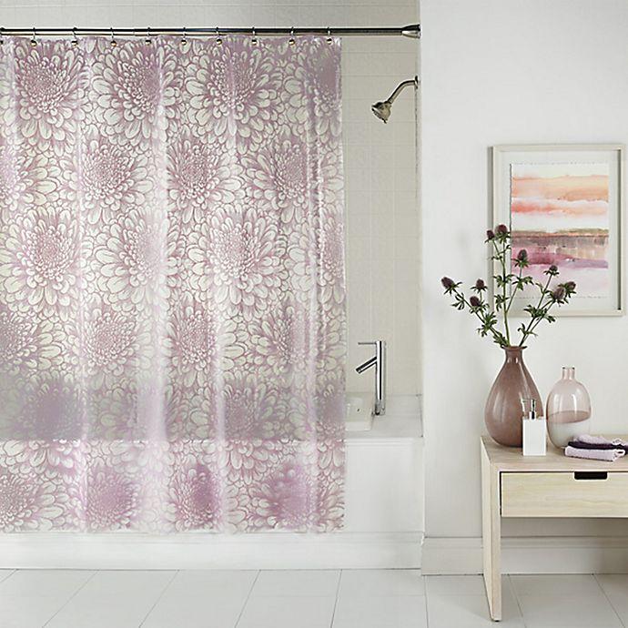 Alternate image 1 for Glinda PEVA 72-Inch Shower Curtain