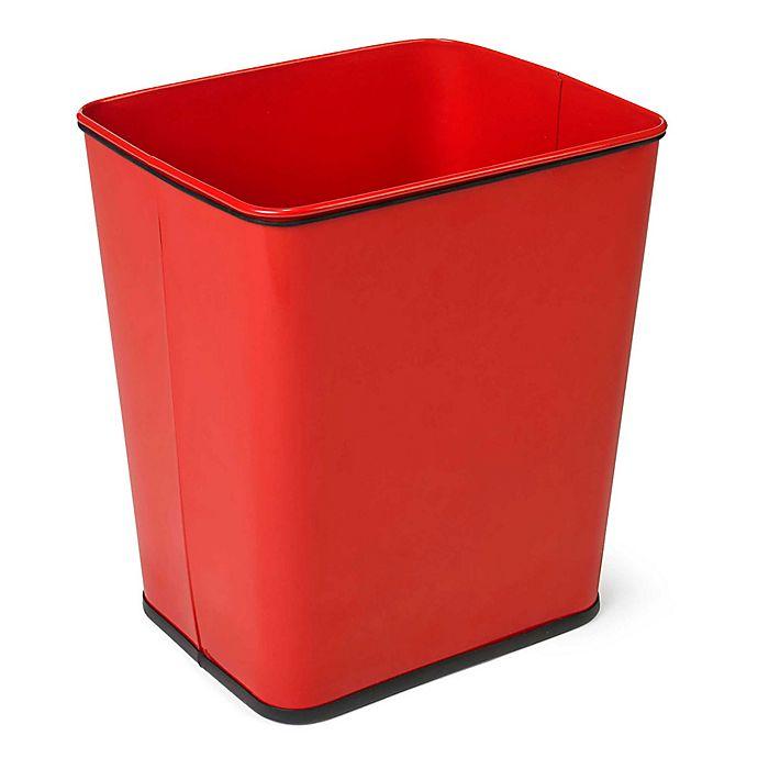 Alternate image 1 for Polder® 7-Gallon Under-Counter Trash Can