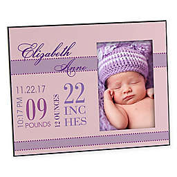 Baby's Big Day 4-Inch x 6-Inch Picture Frame