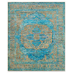 Safavieh Tangier Kelly 8' x 10' Hand-Knotted Area Rug in Teal