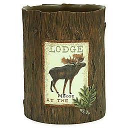 Bacova Lodge Memories Wastebasket