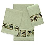 Bacova Lodge Memories Hand Towel