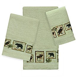 Lodge Memories Bacova Bath Towel Collection