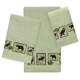 Bacova Lodge Memories Bath Towel