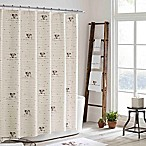 "ED Ellen DeGeneres ""Puppy Love"" Shower Curtain"