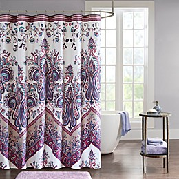 Intelligent Design Kylie Shower Curtain