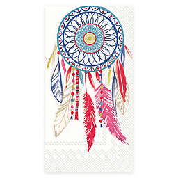 Boston International 3-Ply 16-Count Dream Catcher Paper Guest Towels
