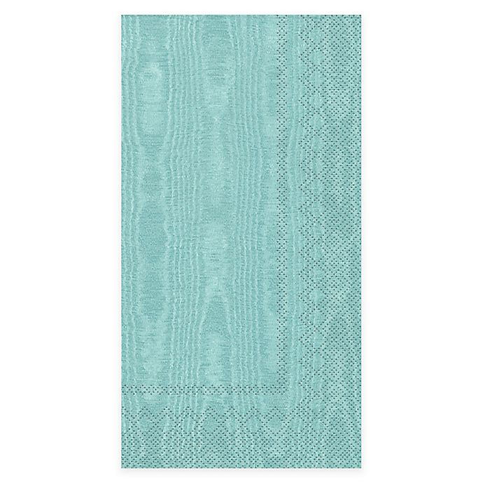 Paper Guest Towels Bathroom: Boston International 3-Ply 16-Count Moire Paper Guest