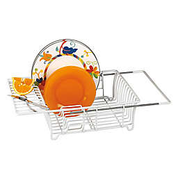 Expandable Over-the-Sink Dish Rack