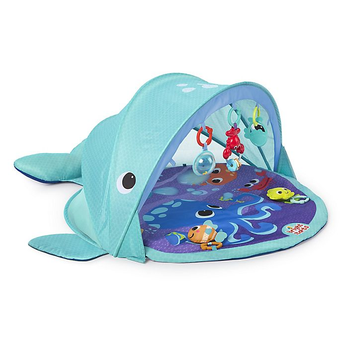 Alternate image 1 for Bright Starts™ Explore & Go Whale Activity Gym