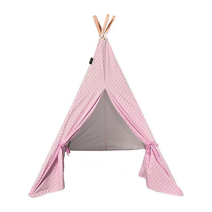 Alternate image 1 for KidiComfort™ Teepee in Pink