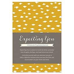 "Compendium ""Expecting You"" Keepsake Pregnancy Journal"