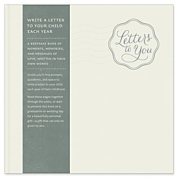 """Compendium """"Letters to You"""" Keepsake Journal"""