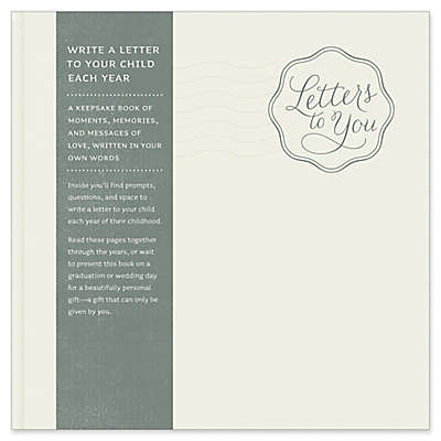 "Compendium ""Letters to You"" Keepsake Journal"