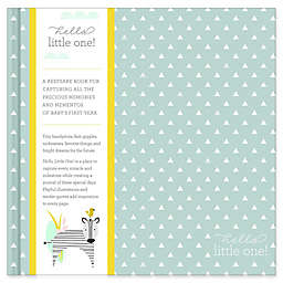 "Compendium ""Hello Little One!"" Keepsake Memory Journal"