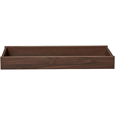 Sierra Ridge Terra Changing Table Topper in Walnut
