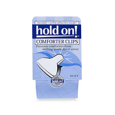 Comforter Clips (set of 4)