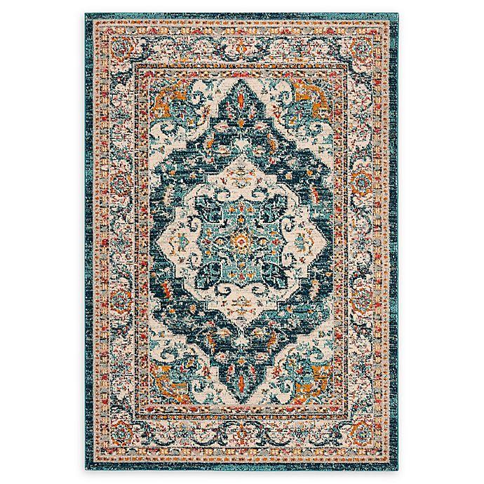 Alternate image 1 for Safavieh Phoenix 4' x 6' Orion Rug in Blue