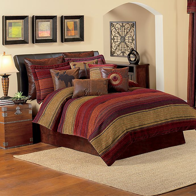 Croscill 174 Plateau Comforter Set Bed Bath And Beyond Canada