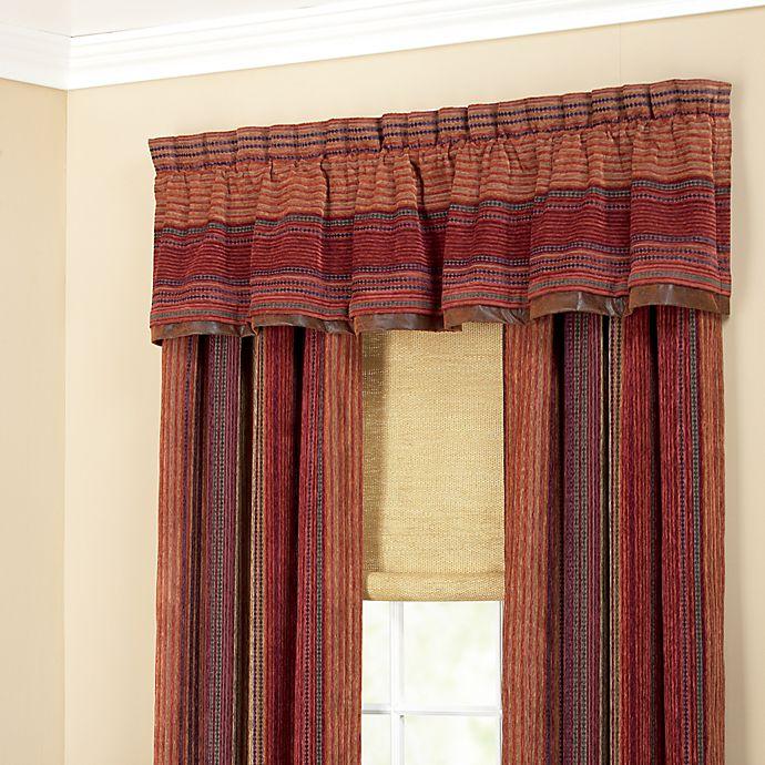 Alternate image 1 for Croscill® Plateau Window Valance
