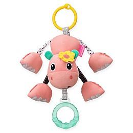 Infantino® Shake & Pull Jittery Pal™ Hippo